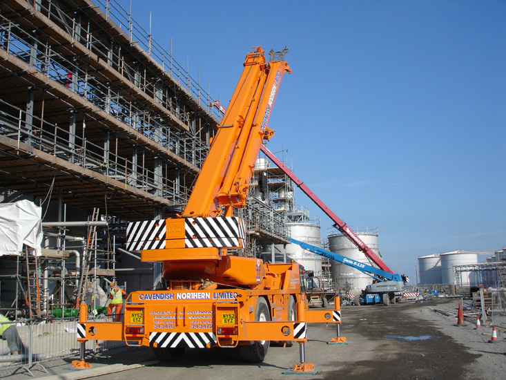 Image result for Contract Lift and Hired Crane